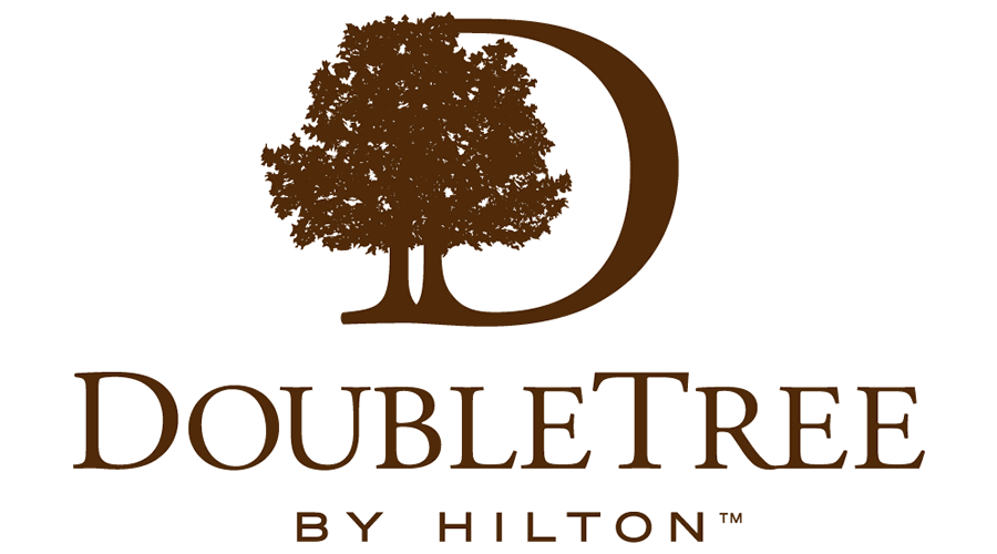 doubletree by hilton vector logo